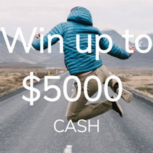Nomad Goods: Win $5,000 Cash