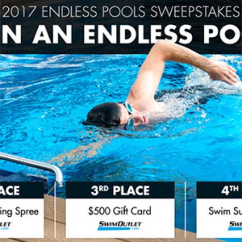 Win an Endless Pool