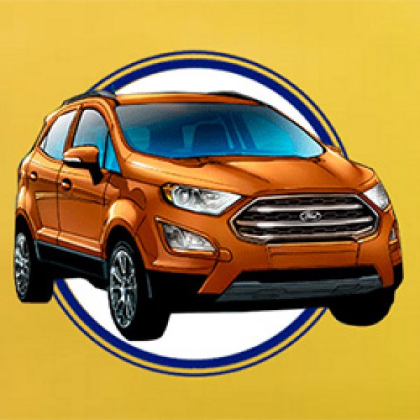 Win a Ford EcoSport Vehicle