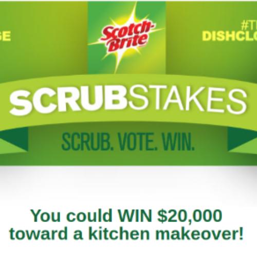 Win a $20k Kitchen Makeover