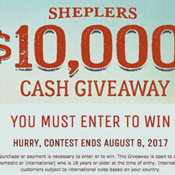 Sheplers: Win $10,000