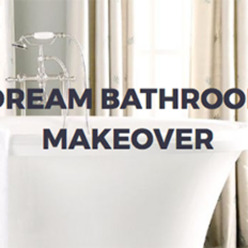 Win Bathroom Makeover: Win A Dream Bathroom Makeover