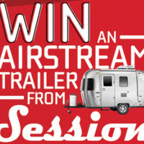 Win an Airstream Travel Trailer