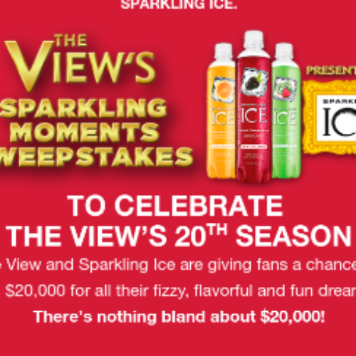 The View: Win $20,000