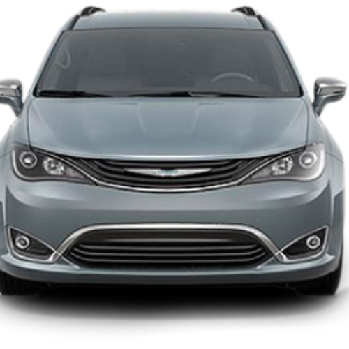 Win a 2017 Chrysler Pacifica Hybrid