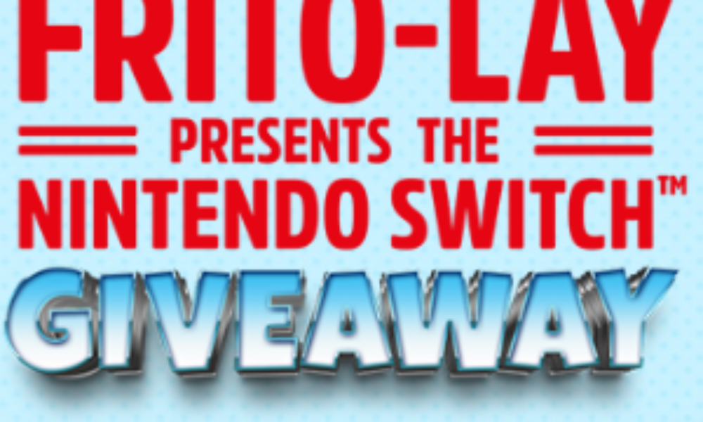 Win 1 of 1,008 Nintendo Switch Systems