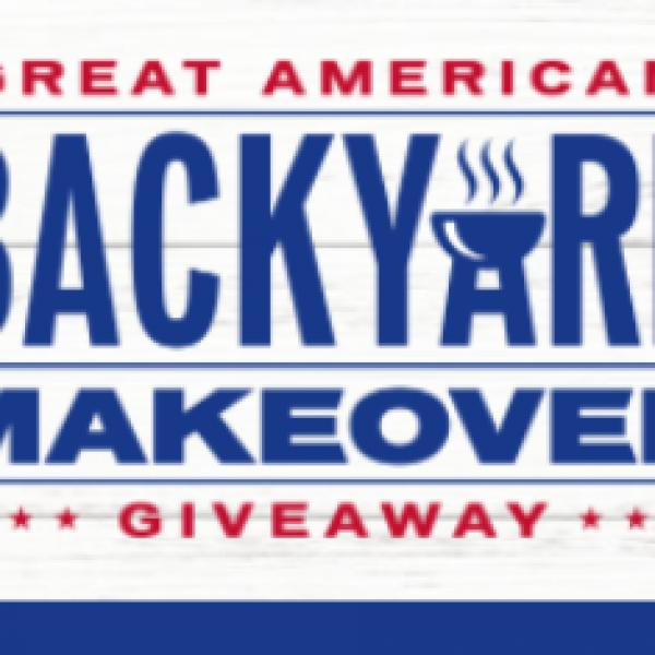 Win a $15K Backyard Makeover