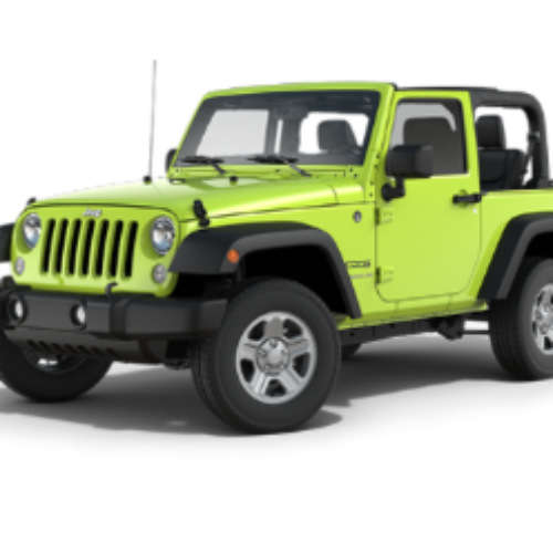 Mtn Dew: Win a 2017 Jeep Wrangler