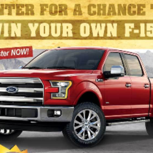 Sun Loan: Win a Ford F-150