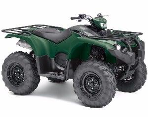 Win a 2018 Yamaha Kodiak 450 EPS ATV