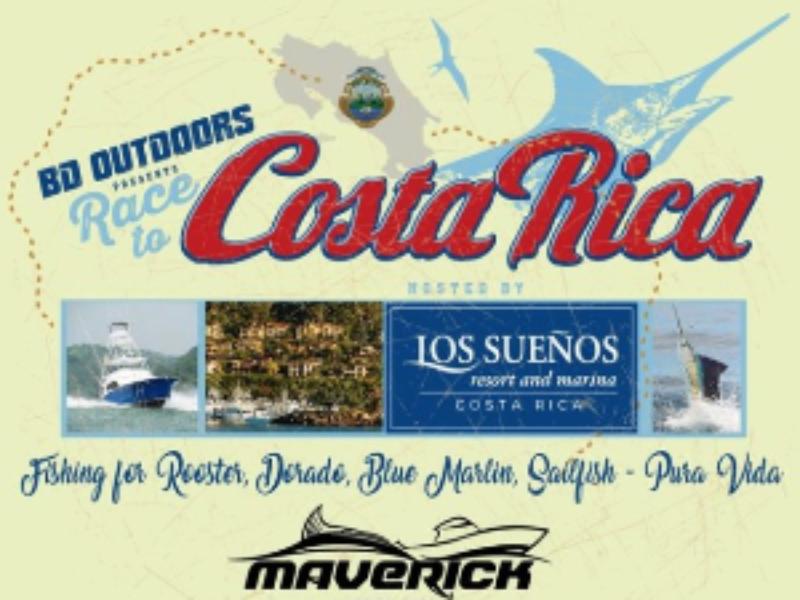 Win an $8K Fishing Trip to Costa Rica
