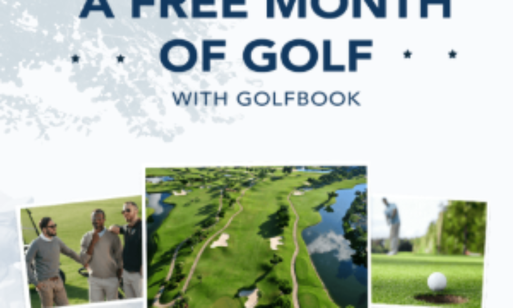 Win a Free Month of Golf