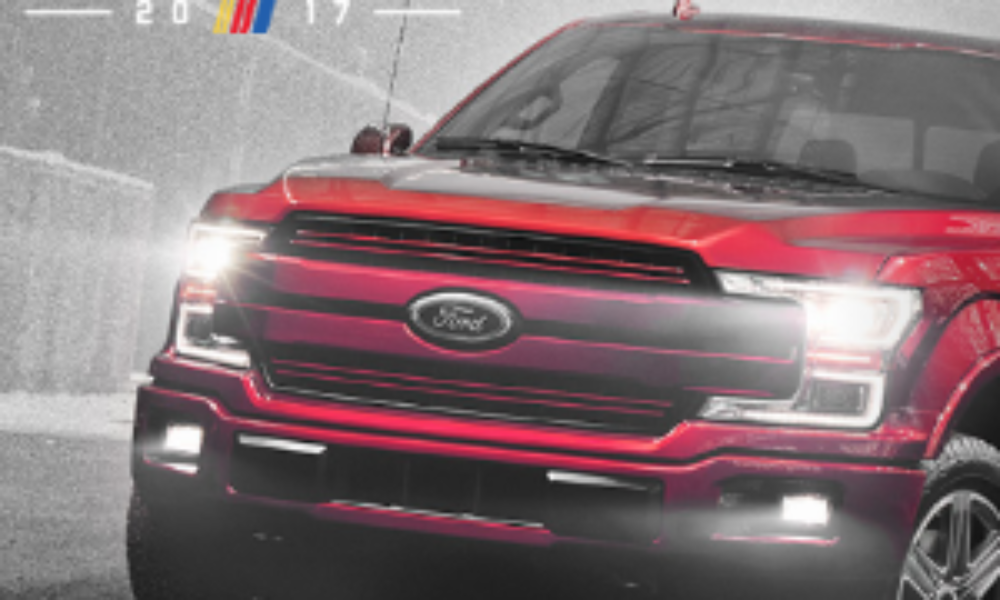Win a 2018 Ford F-150 Lariat