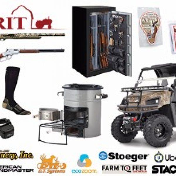 Win a LS550 UTV & Stoeger Shotguns