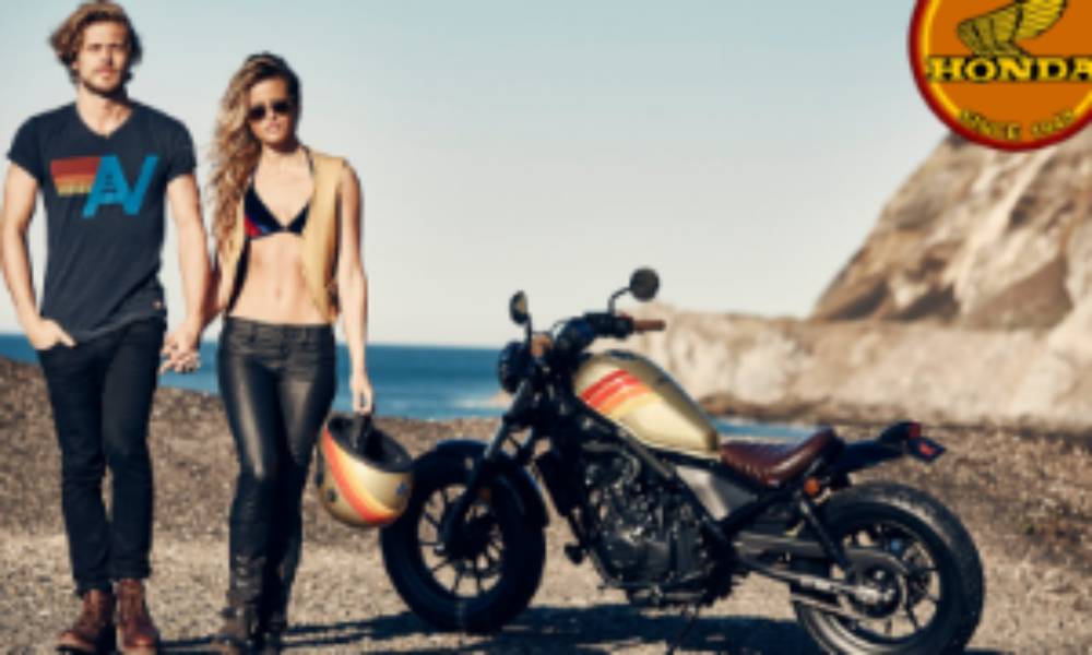 Win 1 of 2 Honda Rebel Motorcycles