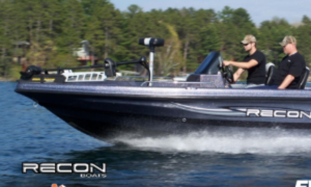 Win a $55K Recon Boat Package