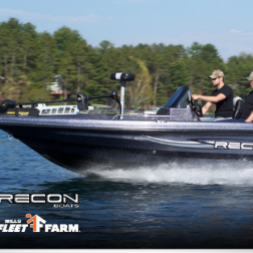 Win a $55K Recon Boat Package