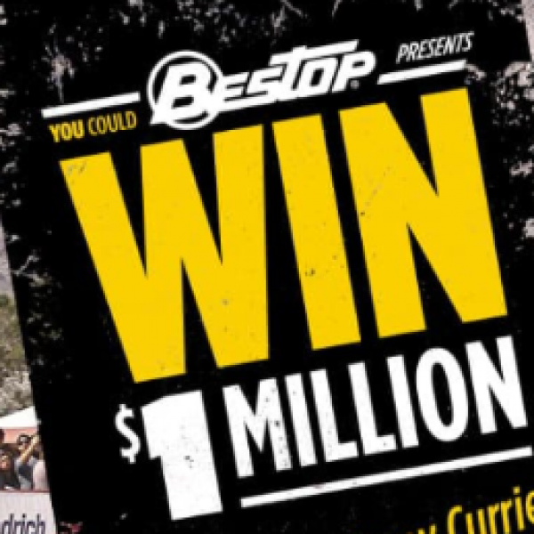 Win $1 Million or a Jeep