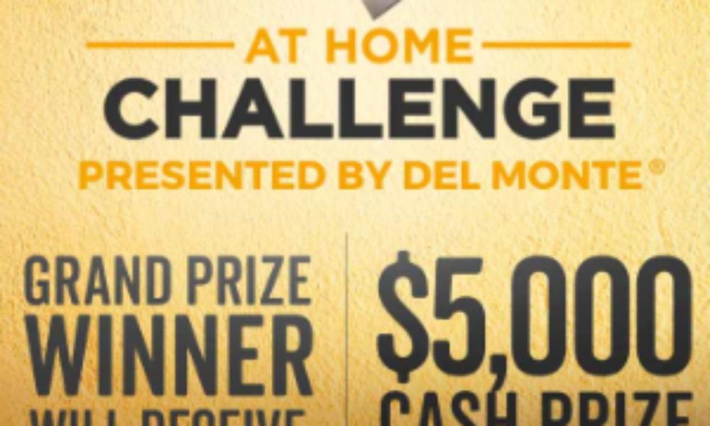 Del Monte: Win $5,000