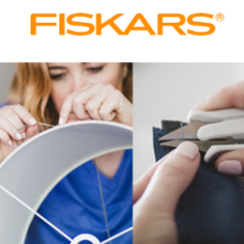 Fiskars: Win a $1K Visa Gift Card