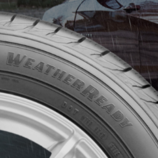 Win a Set of Goodyear Tires