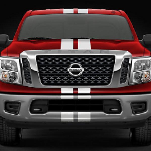 Win a Nissan Titan Truck