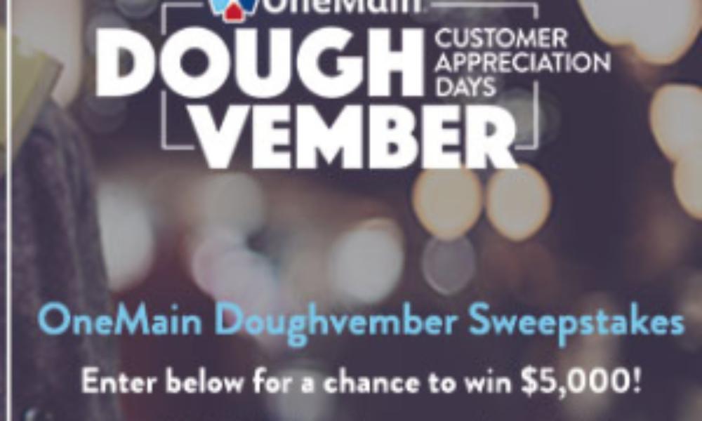 OneMain: Win $5,000