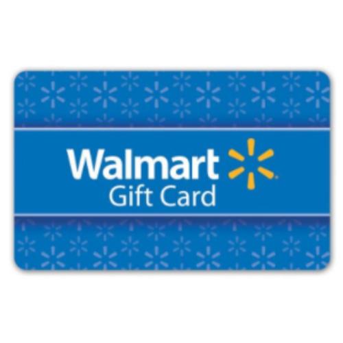 Win a $1K Walmart Gift Card