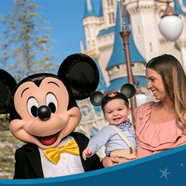 Huggies: Win a Trip to Disney