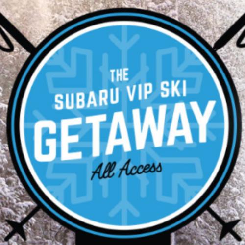 Subaru: Win a VIP Ski Getaway