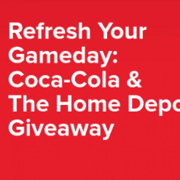 Coca-Cola: Win $3K or a $1K Home Depot Gift Card
