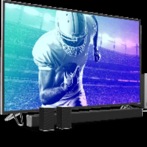 """Win a 65"""" Vizio 4K HDR TV"""