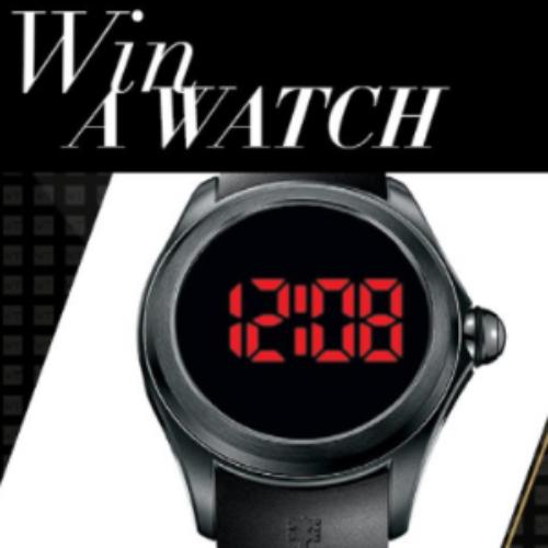 Win a Corum Bubble 47 Watch