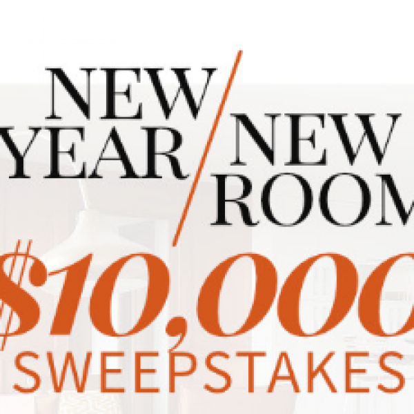 Win a $10K Home Makeover