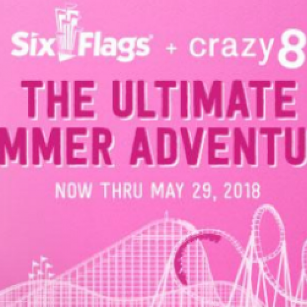 Win a Trip to Six Flags