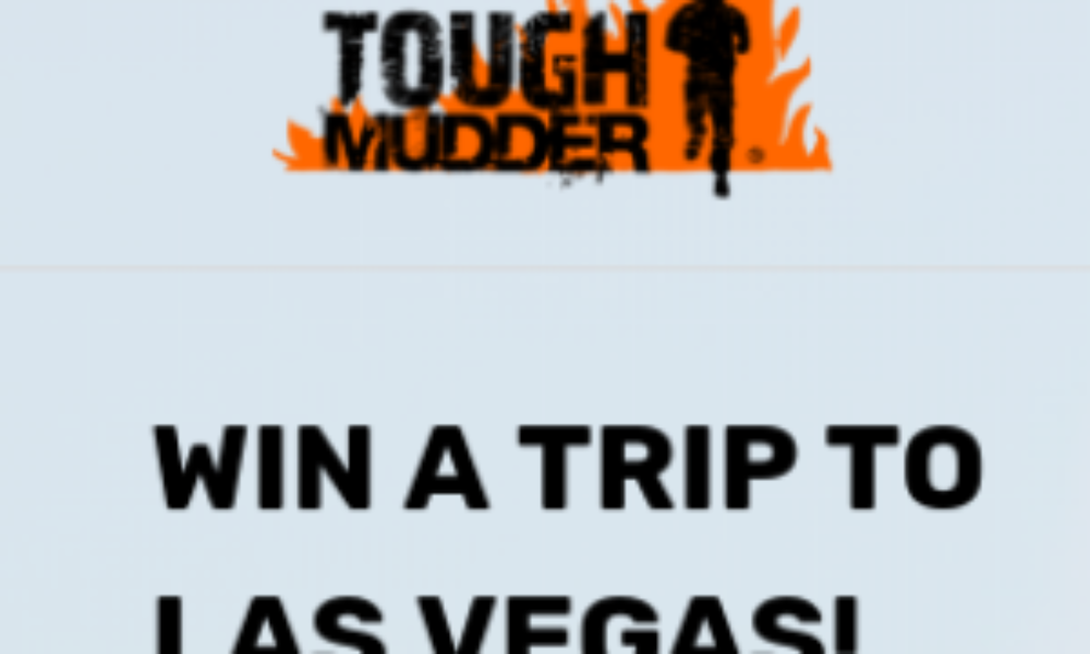Win a Tough Mudder Vegas Trip