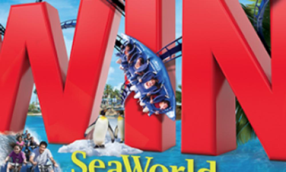 Win 3 Trips to SeaWorld