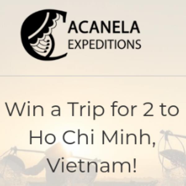 Win a Trip to Vietnam