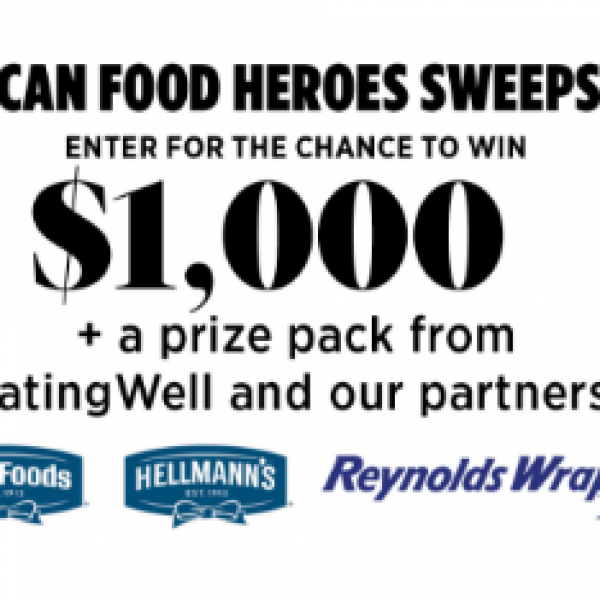 EatingWell: Win $1,000 + Prize Pack