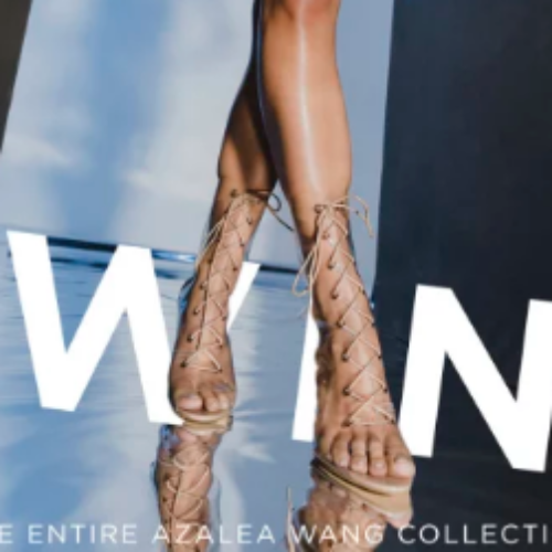 Win the Azalea Wang Shoe Collection