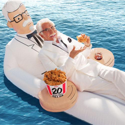 Win a KFC Floatie