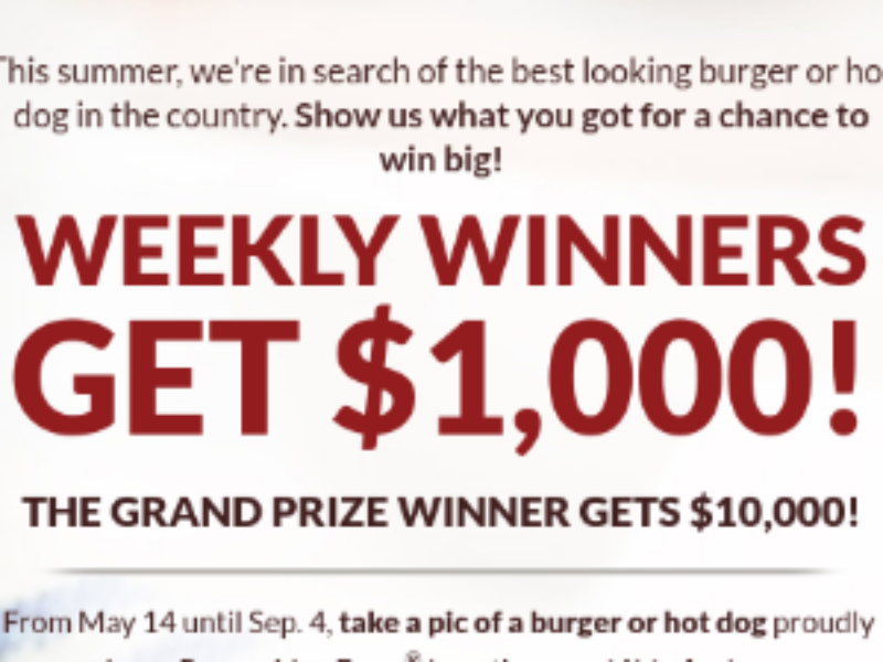 Pepperidge Farm: Win $10K or $1K Weekly