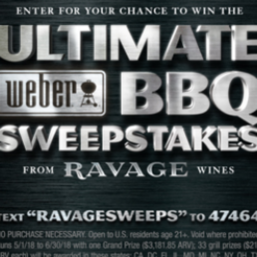 Win a Weber BBQ Grill