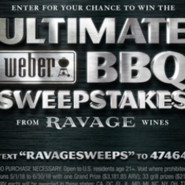 Win a Weber BBQ Grill