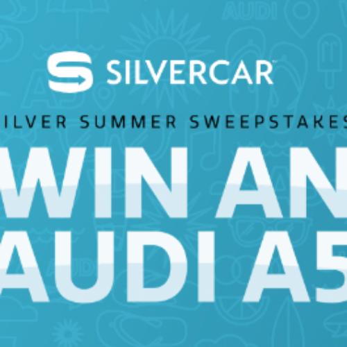 Win a 2018 Audi A5