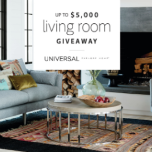 Win a $5k Living Room Makeover