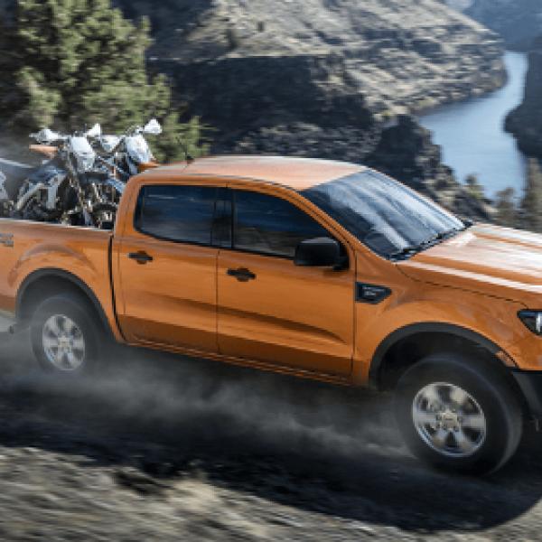 Win a 2019 Ford Ranger Truck
