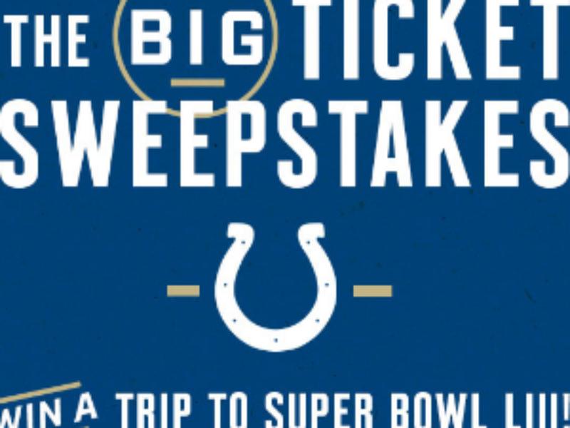 Win a Trip to Super Bowl LIII