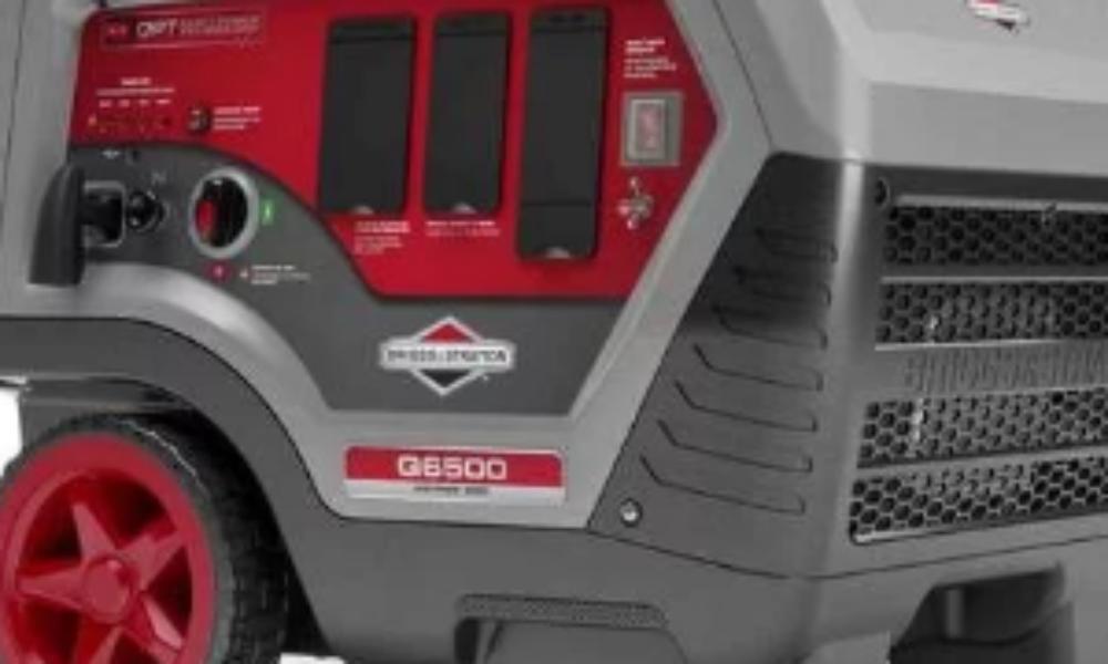 Win a Briggs & Stratton Quiet Series Generator