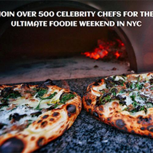 Win a Foodie Weekend in NYC